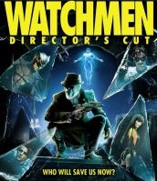 Watchmen Director's Cut Blu-ray