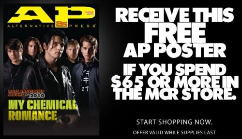 AP Cover Poster