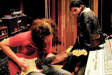 MCR In The Studio
