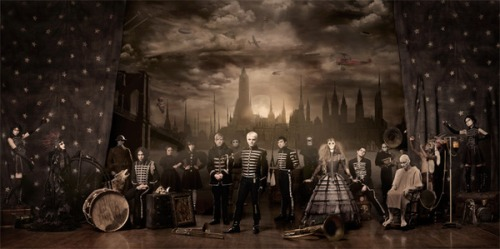 Limited Black Parade Print #1