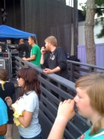 Bob Bryar At Six Flags