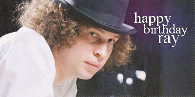 Happy Birthday Ray Toro