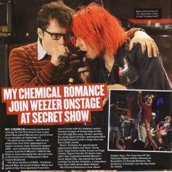 Kerrang! Magazine Scan