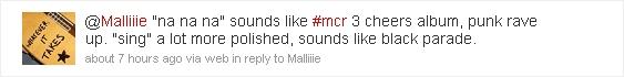 Wendy Rollins's Twitter Feed