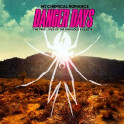 Danger Days Cover