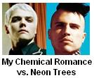 MCR vs Neon Trees