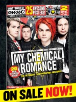My Chemical Romance Poster Special